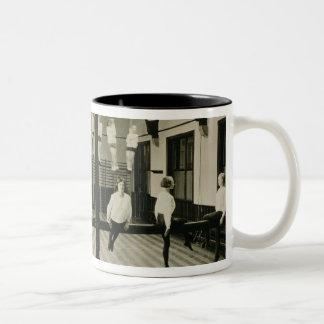 The Gymnasium, London Grammar School for Girls, 19 Two-Tone Coffee Mug