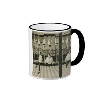 The Gymnasium, London Grammar School for Girls, 19 Ringer Coffee Mug