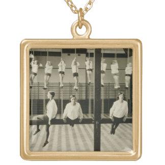 The Gymnasium, London Grammar School for Girls, 19 Custom Necklace