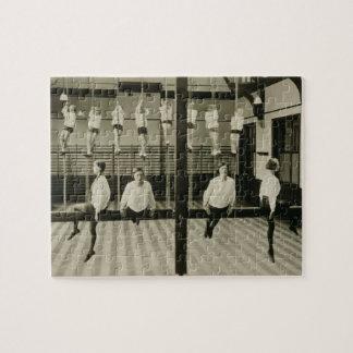 The Gymnasium, London Grammar School for Girls, 19 Puzzle