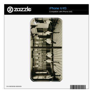 The Gymnasium, London Grammar School for Girls, 19 Decal For iPhone 4S