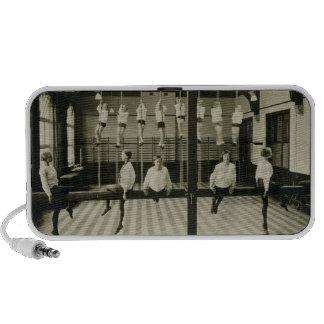 The Gymnasium, London Grammar School for Girls, 19 iPod Speakers