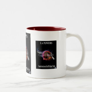 The Gypsy Curse Book Cover Red Mug