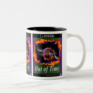 The Gypsy Curse Out of Time 2-tone Mug