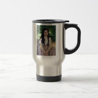 'The Gypsy Girl: Summer' Travel Mug