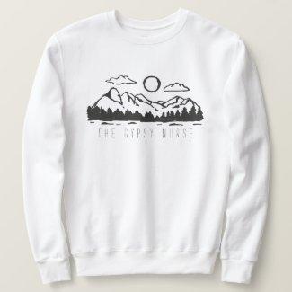 The Gypsy Nurse Mountain Sweat Shirt
