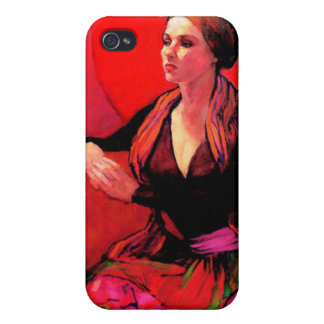 the Gypsy Skirt iPhone 4 Cases