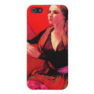 the Gypsy Skirt iPhone 5 Case