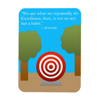 The Habit of Excellence Magnet