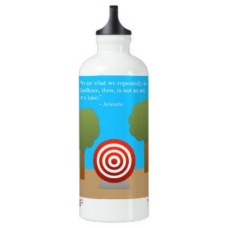 The Habit of Excellence Water Bottle