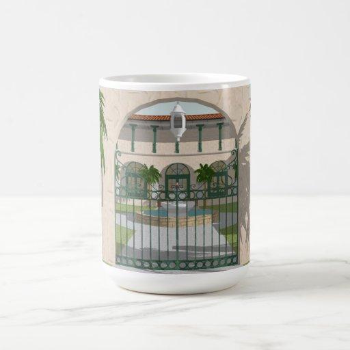 The Hacienda Hotel: New Port Richey FL: Coffee Mug