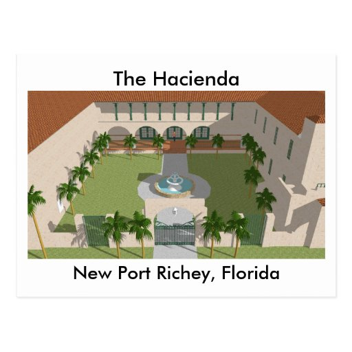 Hacienda Hotel In New Port Richey