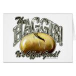 The Haggis! Cards