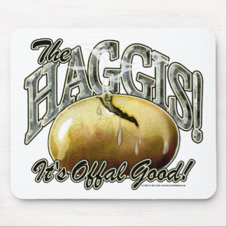 The Haggis! Mouse Pad