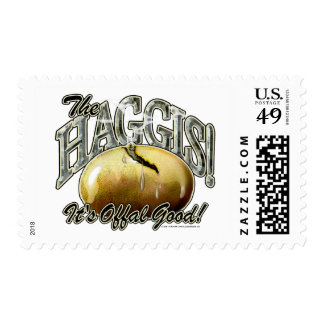 The Haggis! Stamps