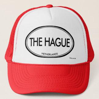 The Hague, Netherlands Trucker Hat