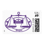 The Hague Stamp