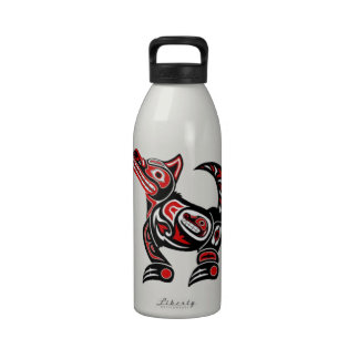 THE HAIDA ONE REUSABLE WATER BOTTLES