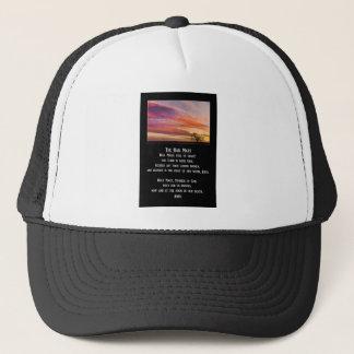 The Hail Mary Prayer Trucker Hat