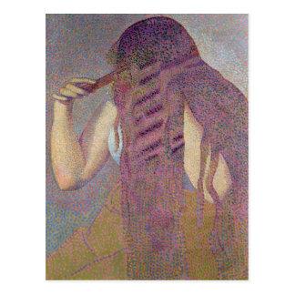 The Hair, c.1892 Postcard