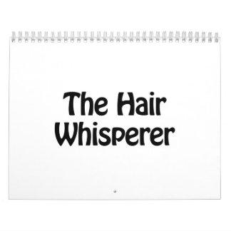 the hair whisperer calendar