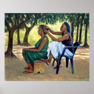 The Hairdresser 2001 Poster