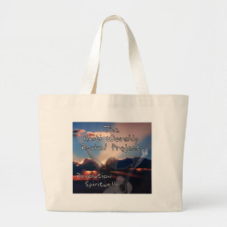 The Haiti Worship Revival Project Beach Bag