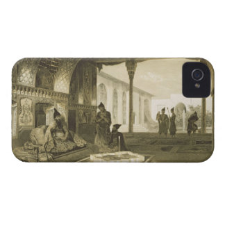 The Hall of Mirrors in the Palace of the Sardar of Case-Mate iPhone 4 Case