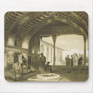 The Hall of Mirrors in the Palace of the Sardar of Mouse Pad
