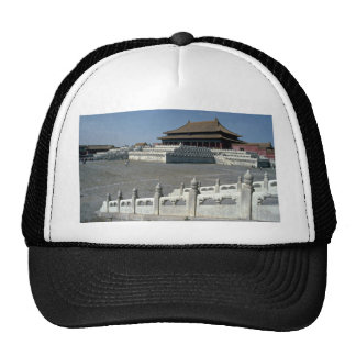 The Hall of Supreme Harmony, Forbidden City, Beiji Trucker Hat