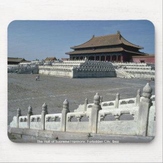 The Hall of Supreme Harmony, Forbidden City, Beiji Mouse Pad
