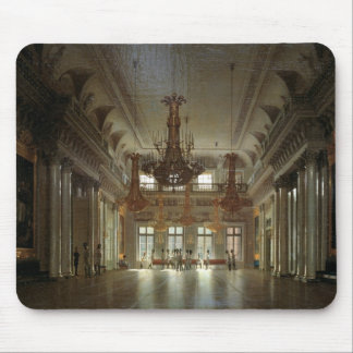 The Hall of the Field Marshal in the Winter Mouse Pad