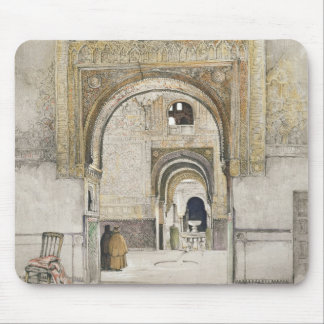 The Hall of the Two Sisters (Sala de las dos Herma Mouse Pad