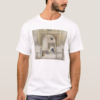 The Hall of the Two Sisters (Sala de las dos Herma T-Shirt
