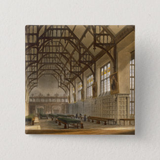 The Hall of Trinity College, Cambridge, from 'The Pinback Button