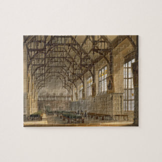 The Hall of Trinity College, Cambridge, from 'The Jigsaw Puzzle