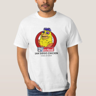 The Hall of Very Good™ San Diego Chicken Shirt