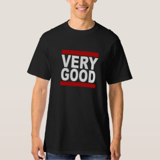 The Hall of Very Good T-shirt