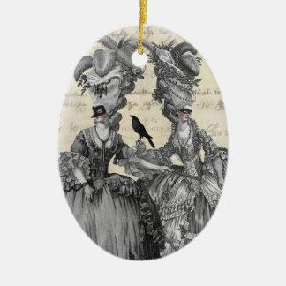The Halloween Ball Christmas Ornaments