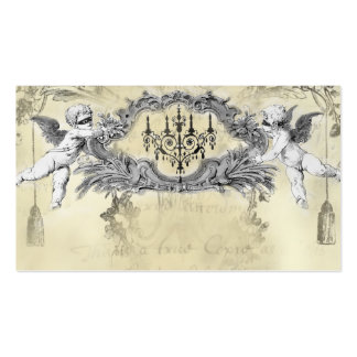The Halloween Ball Place card Business Card Templates