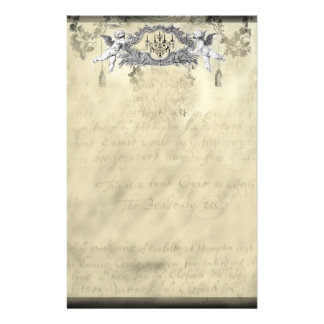 The Halloween Ball Personalized Stationery
