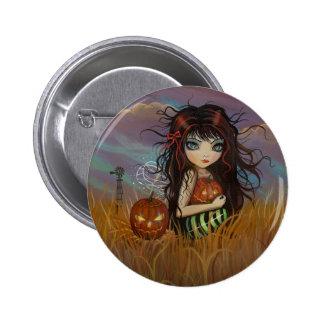 The Halloween Fairy Pinback Button