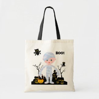 The Halloween Spooky Mummy Bags