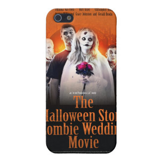 The Halloween Store Zombie Wedding Movie Poster Case For iPhone SE/5/5s