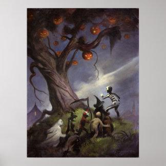 The Halloween Tree Poster