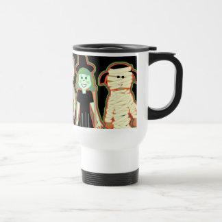 The Halloweenies Jr. Deluxe Mug