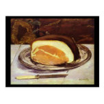 The Ham by Edward Manet Postcards