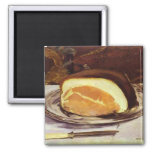 The Ham by Edward Manet Refrigerator Magnets