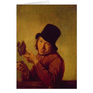 The Ham Eater Card