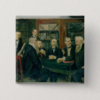 The Hamburg Convention of Professors, 1906 Pinback Button